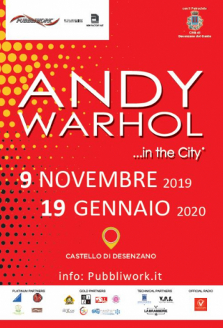 ANDY WARHOL... IN THE CITY